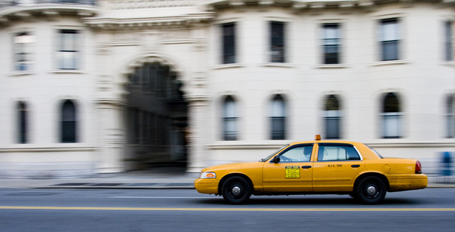 A New York City Taxi Driver Once Wrote: